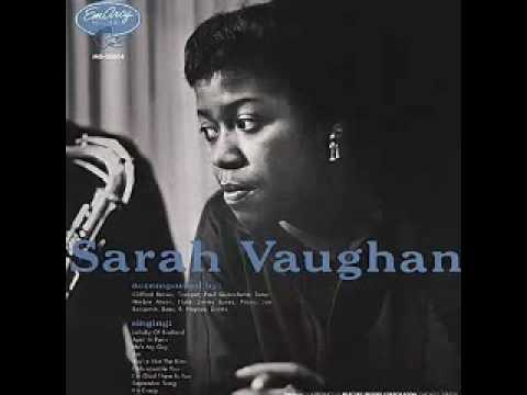 September Song / Sarah Vaughan with Clifford Brown