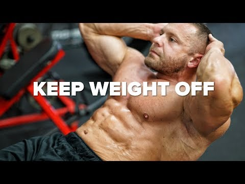 4 Kinda Crazy Methods to Keep Weight Off