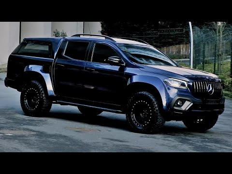 2021 Mercedes X-Class - Exterior and interior Details