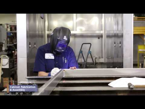 Cabinet Fabrication and Assembly