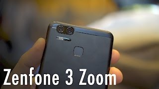Asus ZenFone 3 Zoom Hands On