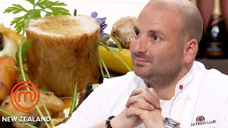 George Calombaris' Is Here For The Final!   MasterChef New Zealand   MasterChef World