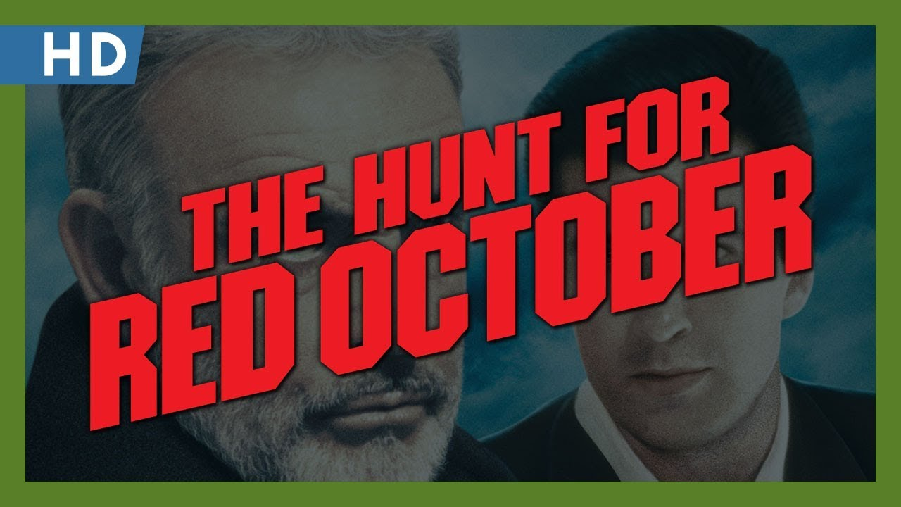 The Hunt For Red October 1990 Trailer Youtube