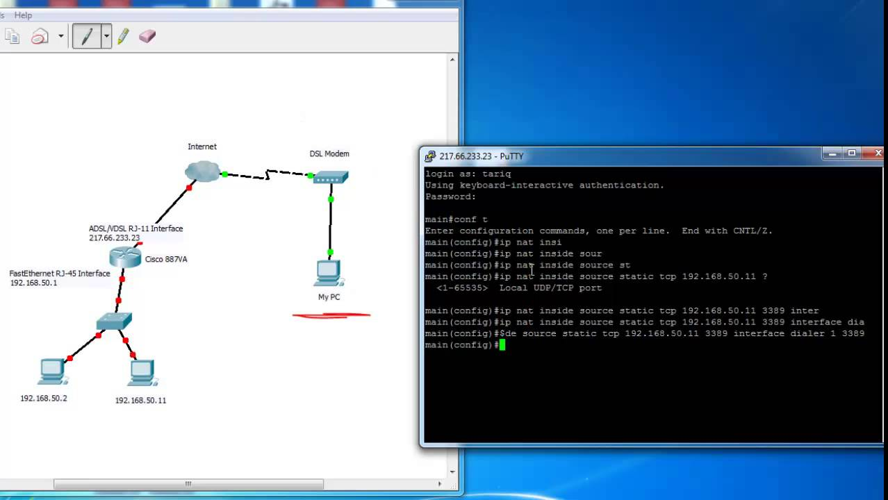 Port forwarding and static nat on cisco routers access your private network from the internet - Private internet access port ...
