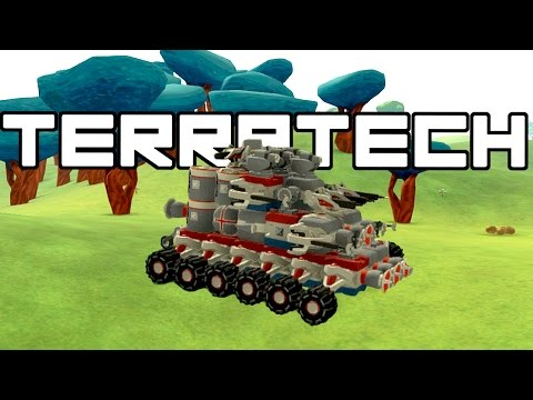 Terratech - The Venture Corp Mutant!  - TerraTech Gameplay