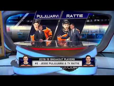 NHL Tonight:  Players to Breakout:  Johnson expects a pair of Oilers to breakout  Jul 20,  2018