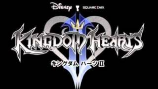 Kingdom Hearts II - Organization XIII - Darkness of the Unknown - Fight to the Death Remix