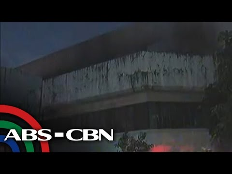 QC central post office catches fire