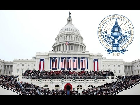 LIVE STREAM: President Donald Trump Inauguration Day 1/20/17