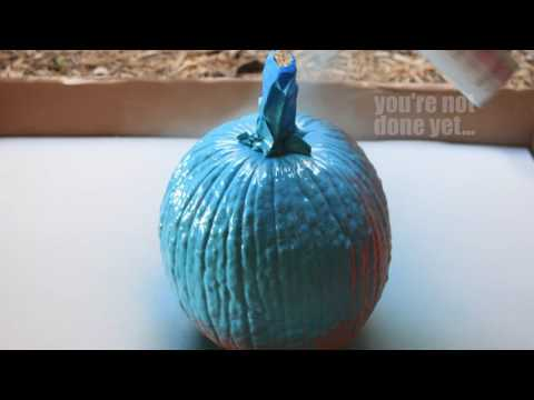 The Easiest Way to Teal a Pumpkin