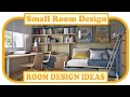 Small Room Design - Design Ideas For Small Spaces - Small Entryway, Dining Room, Living Room