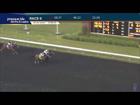 Presque Isle Downs Race Replays - 07.07.21 Thumbnail