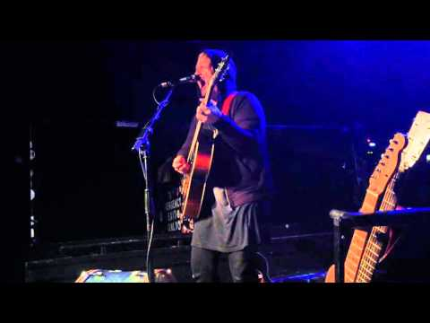 Aaron Gillespie - A Boy Brushed Red... Living in Black and White (ACOUSTIC)