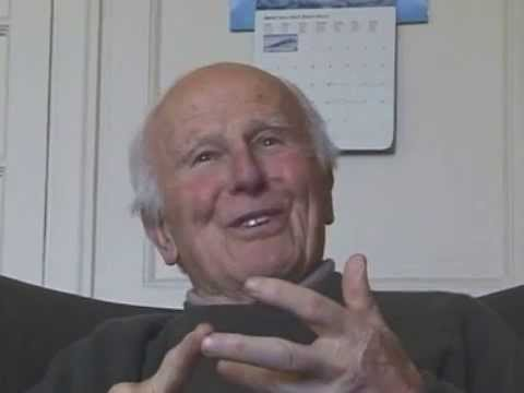 Sir David Willcocks, musician, 2008,   part 1
