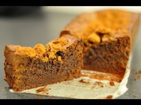 recette facile cake au chocolat sp culoos par herv cuisine youtube. Black Bedroom Furniture Sets. Home Design Ideas