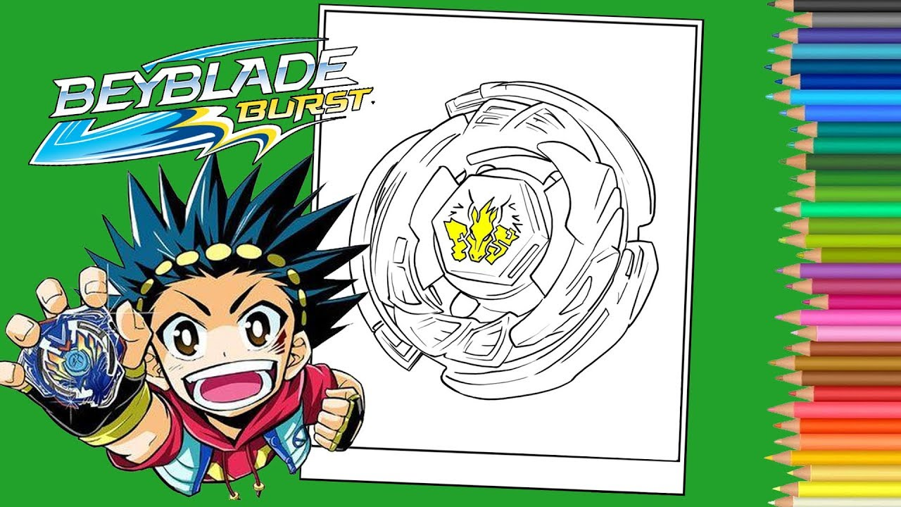 beyblade burst coloring pages Beyblade Burst Coloring pages book   Coloriage Beyblade Burst  beyblade burst coloring pages