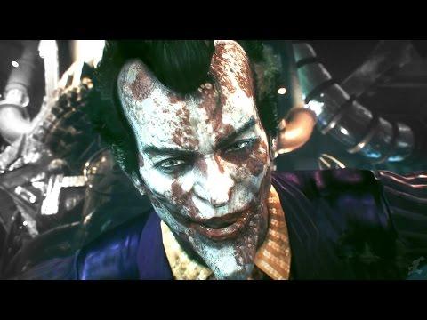 The Joker Scenes (Arkham Knight)