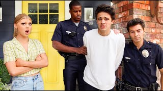 BREAKING INTO FAMOUS YOUTUBER'S HOUSES!! (caught)