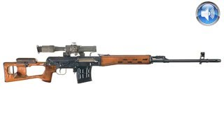 Dragunov Sniper Sound Effects Single Shot #1 !I! Sniper Rifle Sound Effect One Shot