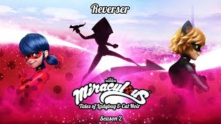 MIRACULOUS   🐞 REVERSER - OFFICIAL TRAILER 🐞   Tales of Ladybug and Cat Noir