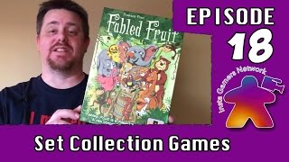 Insta Gamers Episode 18- Set Collection Games