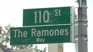 Ramones Way Naming Ceremony Mp3