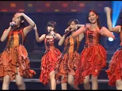 SKE48 Utsukushii Inazuma by JKT48