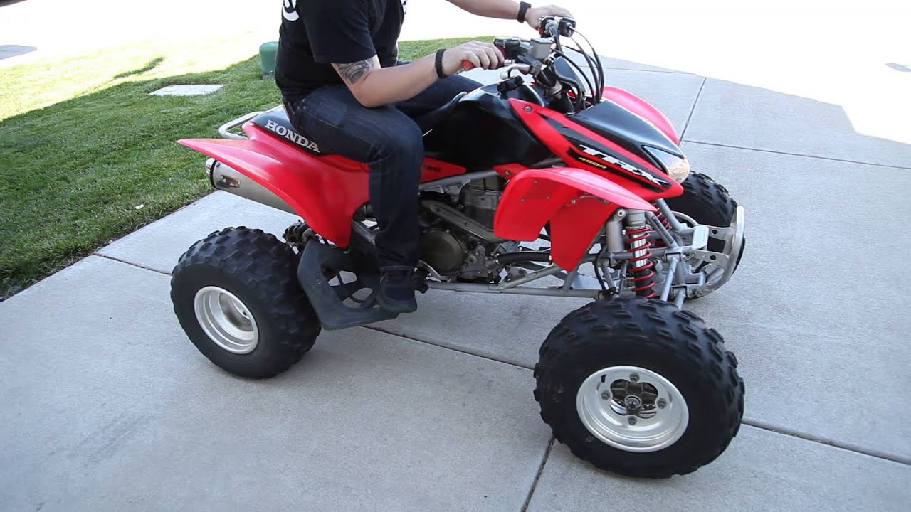 Trx450r For Sale >> 2004 Honda Trx450r For Sale Youtube