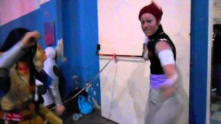 Code Invasion Santa Fe - 26/04/2015 - Baile Cosplay 2