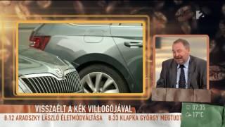 Botrány: a megkülönböztető jelzés tekintélye forog kockán - tv2.hu/mokka