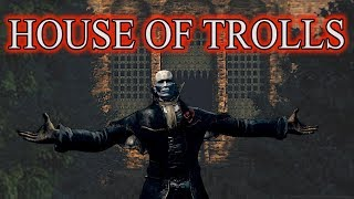 The Pale Man and The House of Trolls   Dark Souls Remastered