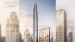 Tribune Tower owners unveil plans for Chicago's 2nd-tallest skyscraper