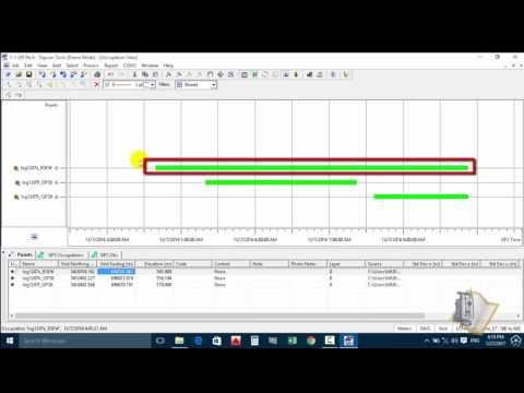 How Can Prosessing Data in Sokkia Grx2 & Topkon Hiper v Part 2