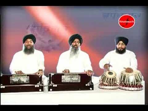 Tera Kiya Mitha Lage - Bhai Maninder Singh Ji Srinagar Wale