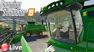 ???? [LIVE] Farming Simulator 19 -