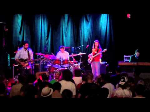 Rubin and Cherise Jerry Garcia  Family Groove Company  20110901 Majestic Theater