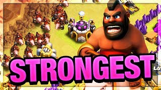Clash of Clans BEST TROOP Ever? Strongest 3-Star Army!
