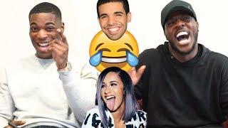 Emoji SONG CHALLENGE ( Cardi B , Drake , Rihanna ..) - JokaH Tululu