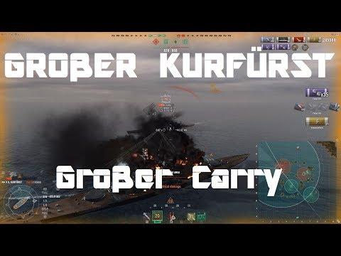 Großer Kurfürst - Großer Carry