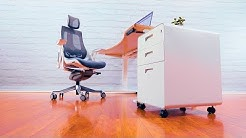 File Cabinet Solutions by UPLIFT Desk