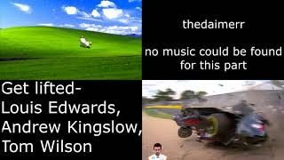 F1 2016 round 1 music (australia)(Get Lifted - Andrew Peter Kingslow, Louis Edwards, Tom Wilson. )