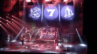 Dream Theater: Enigma Machine 13.02.2014 Manchester