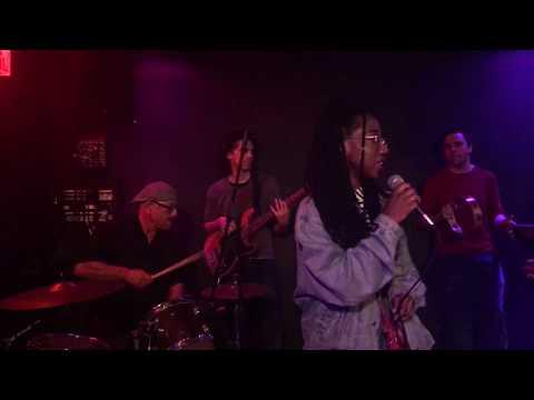 Reggae Jam 1 (Joe Palermo - drums) - Radio City, Valencia, May 3, 2018