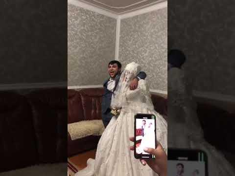 """""""Позорная"""" выходка жениха"""