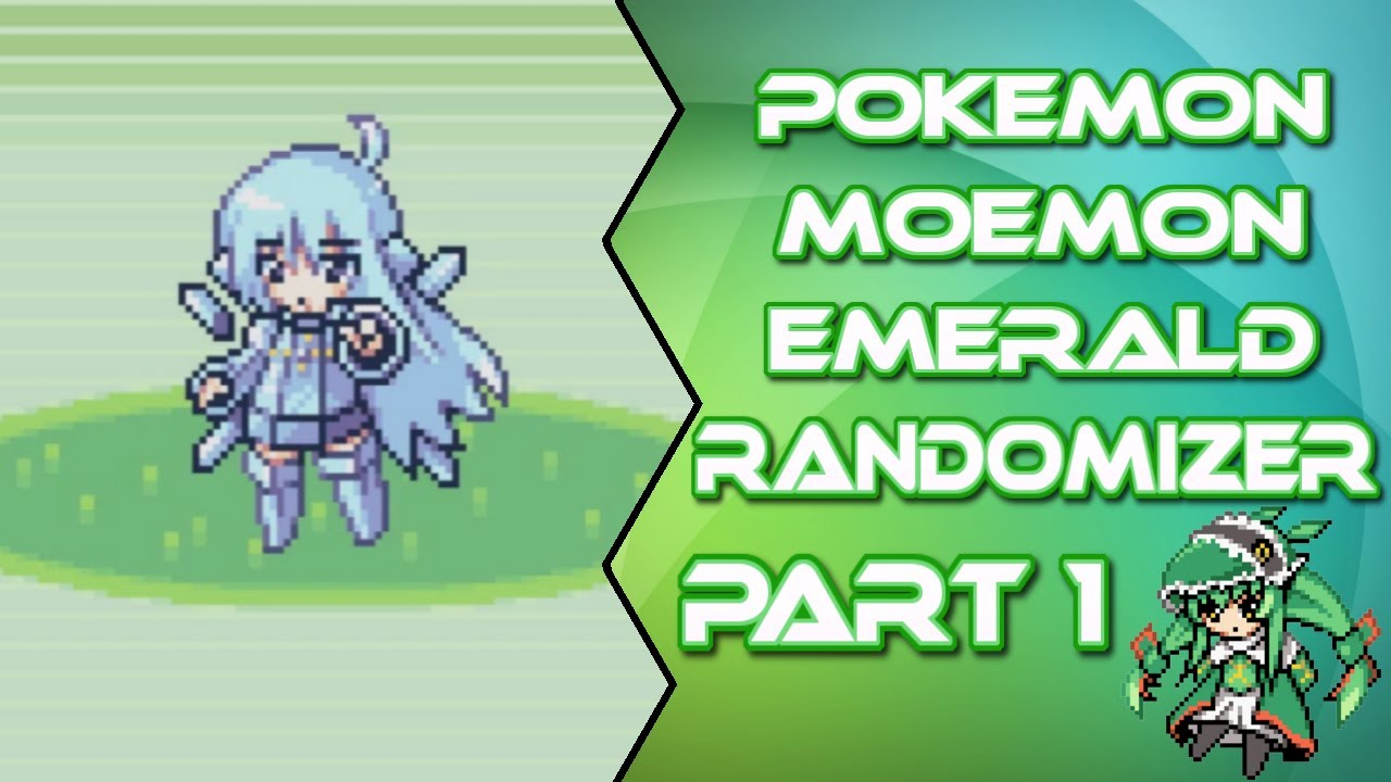 moemon emerald randomizer rom