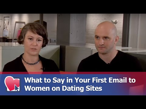 online dating email messages