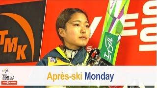 Iraschko-Stolz & Takanashi roar in Nizhny Tagil | FIS Ski Jumping
