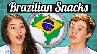 Baixar TEENS vs. FOOD - BRAZILIAN SNACKS