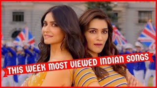 This Week Most Viewed Indian Songs on Youtube (October 7)   Top 10 Indian Songs This Week