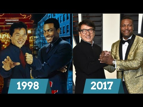 Then And Now: The Cast of Rush Hour